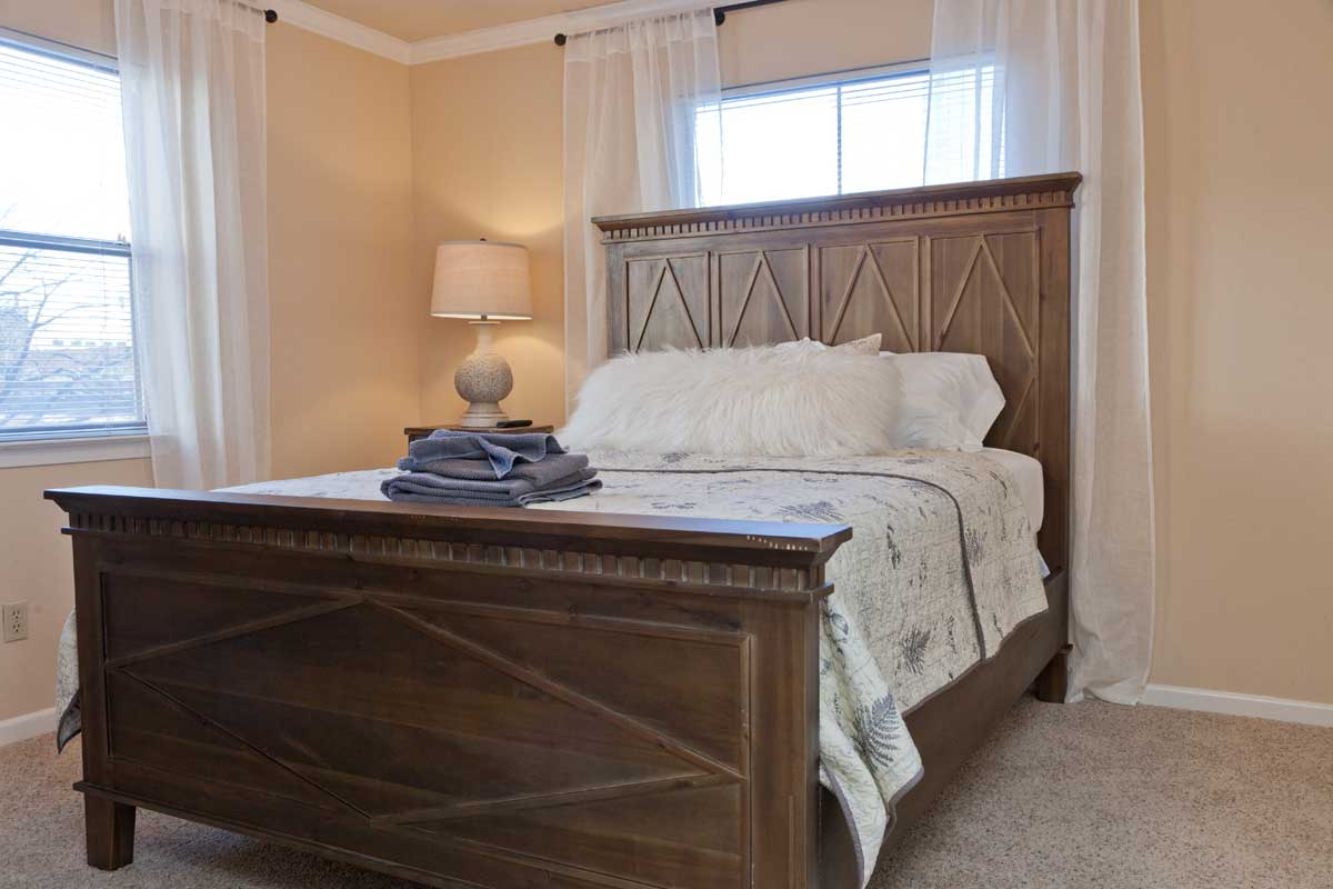 Westminster Master Bedroom