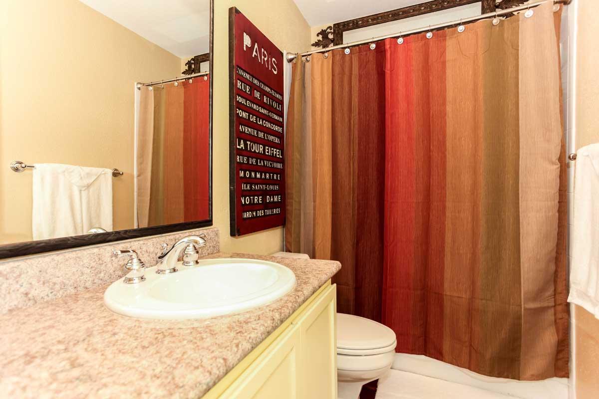 Swanky Guest Bathroom