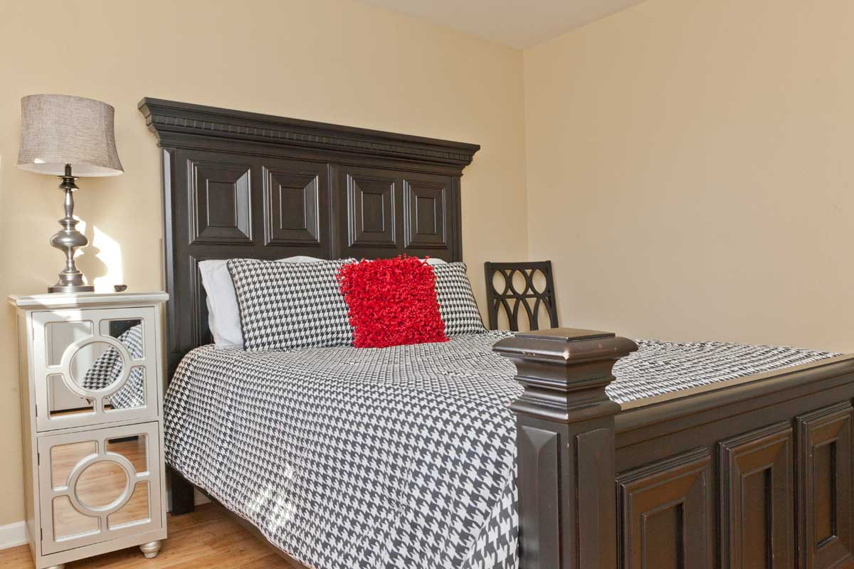 Grand Hotel Guest Bedroom