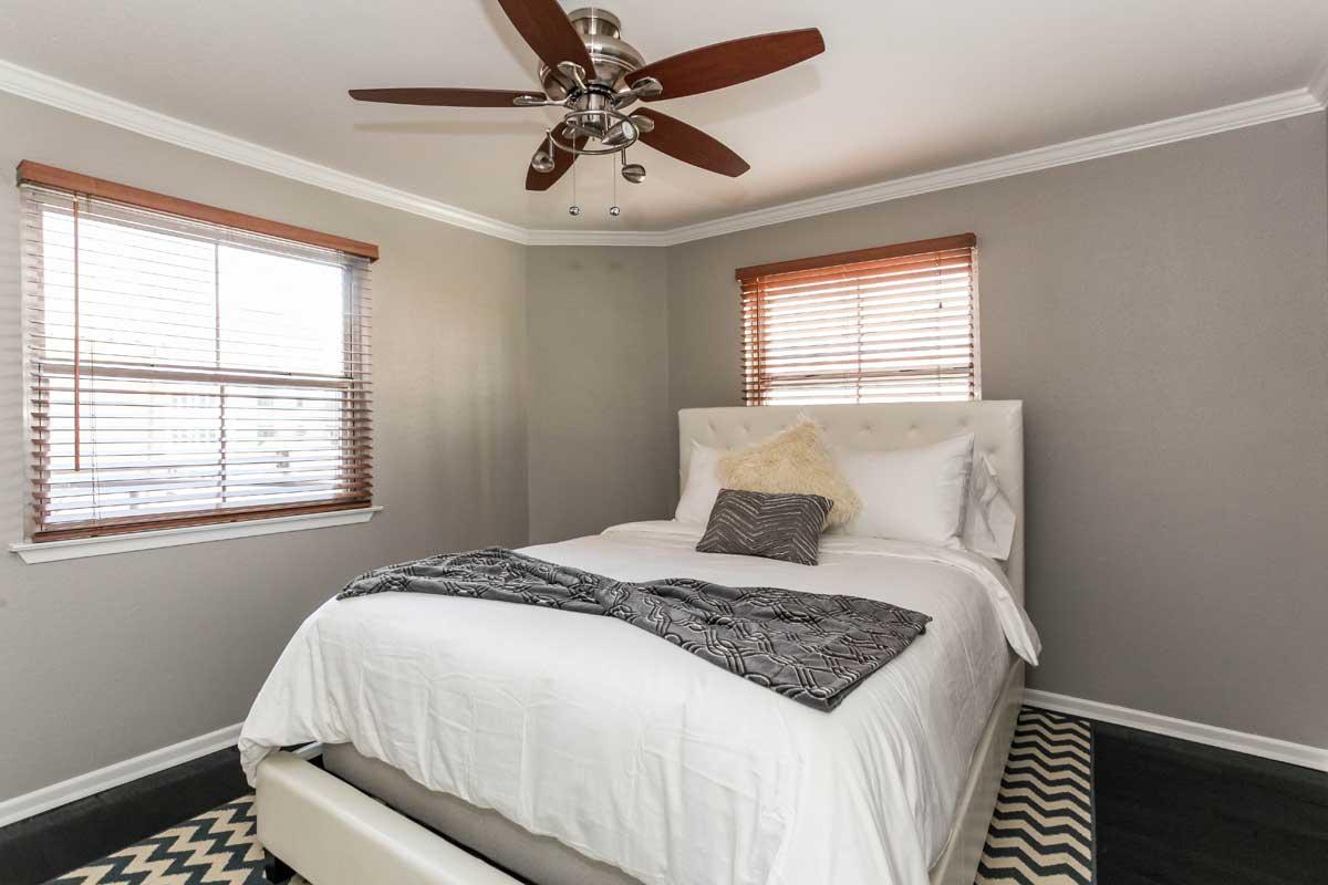The Guest Bedroom in Director's Suite