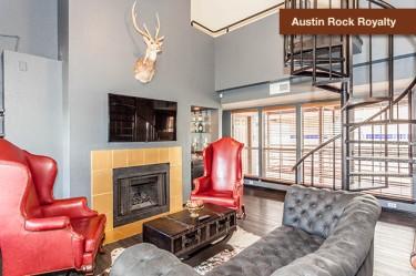 Rock royalty penthouse