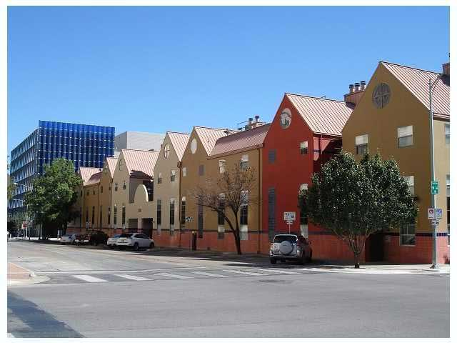 Austin convention center hotel