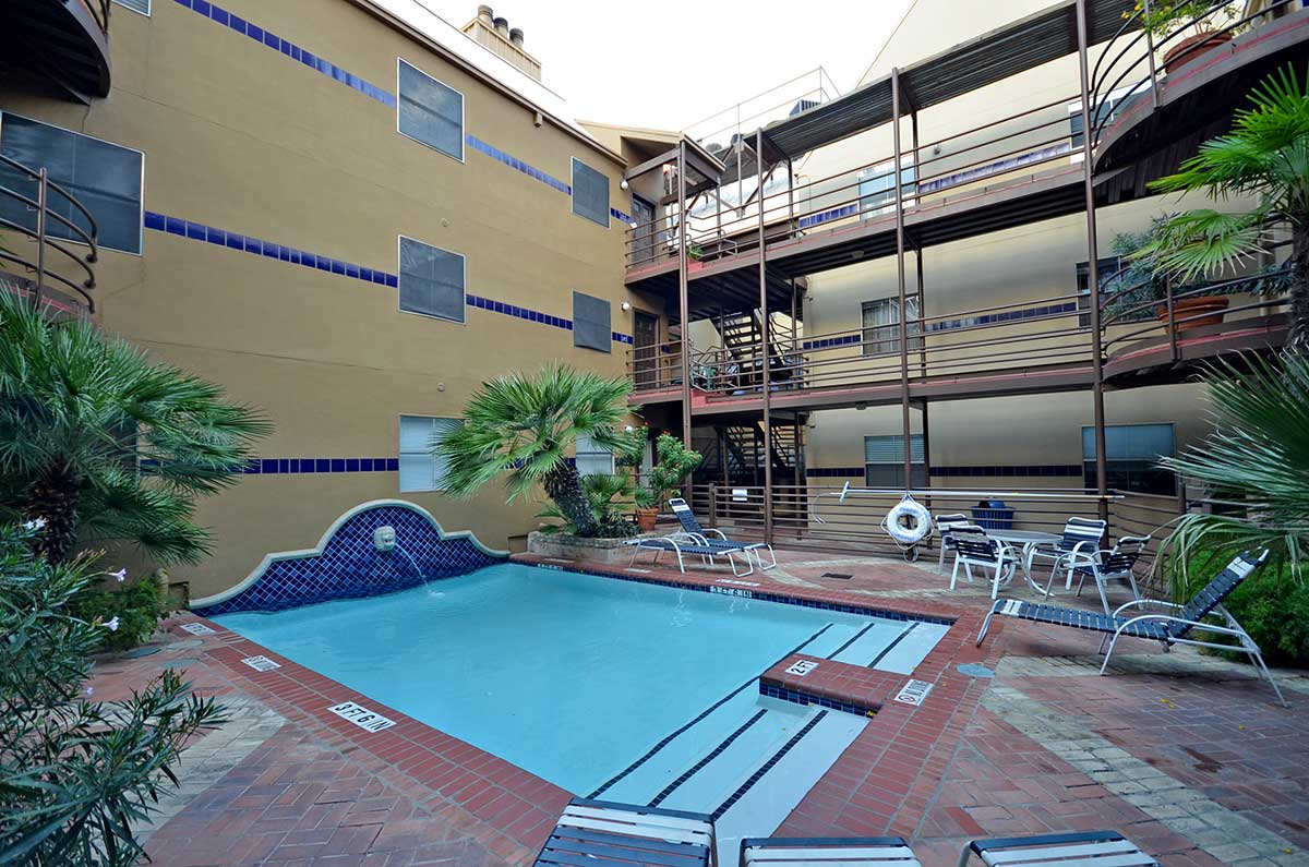 Downtown Austin Pool Rental