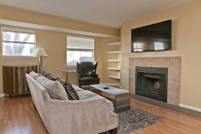 VRBO Living Room in Austin