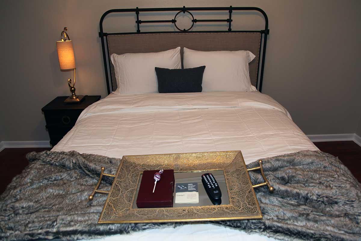 Capitol Loft Memory Foam Bed